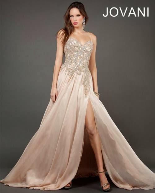 Color prom dress skin tone