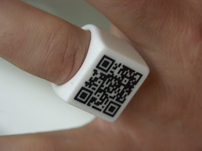 Cool QR Code Inspired Products and Designs (15) 2