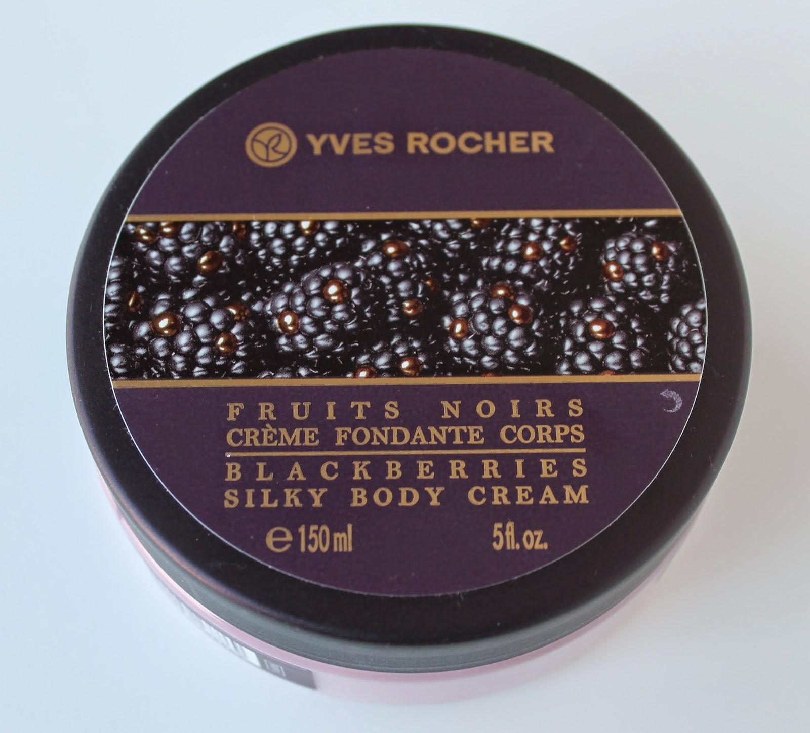 Yves Rocher crème fondante corps