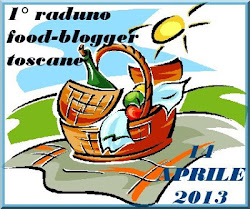 1° Raduno food-blogger toscane