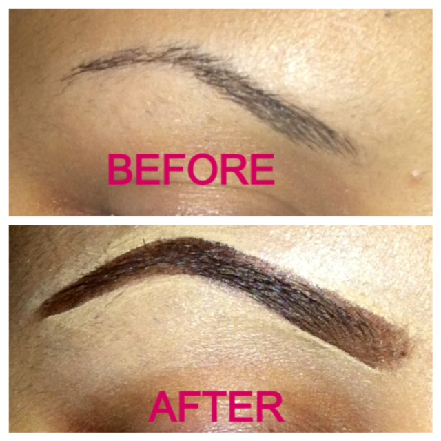 Beauty Maine Get Those Brows Right Eyebrow Tutorial