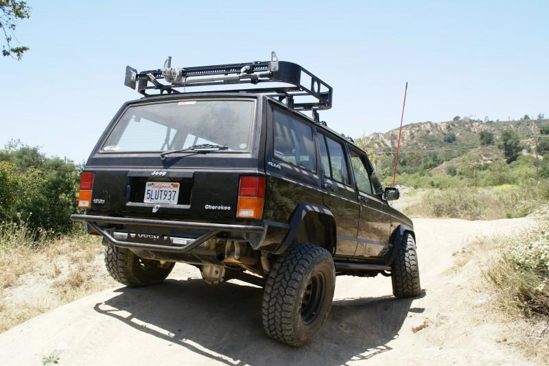 JEEP 4X4 1990 Jeep cherokee XJ