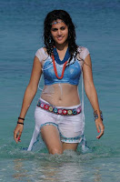 Actress Tapsee Wet gallery