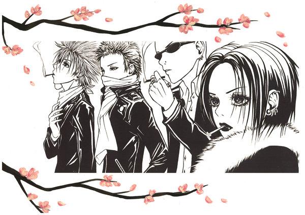 "Découvre le manga ""Nana""  Nana"