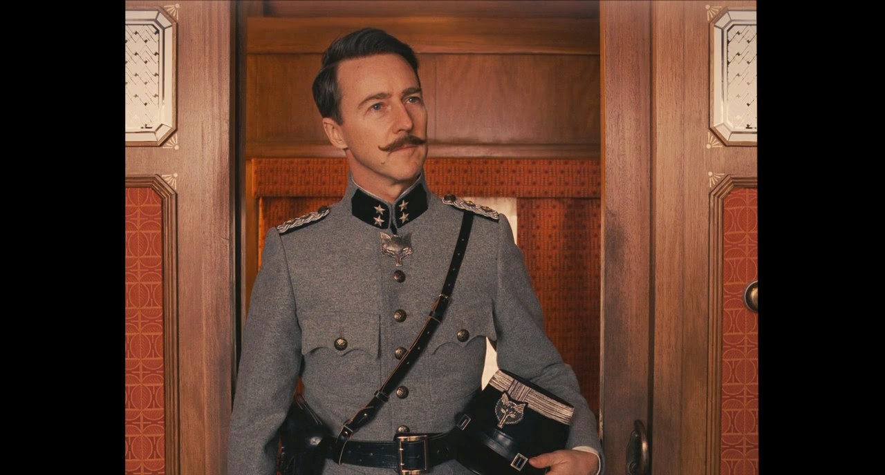 The Grand Budapest Hotel (2014) S2 s The Grand Budapest Hotel (2014)