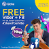 Globe Free Facebook promo is back starting January 13 with free Viber for all subscribers!