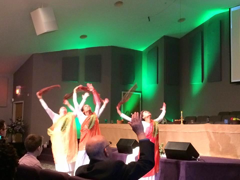 Praise Dances