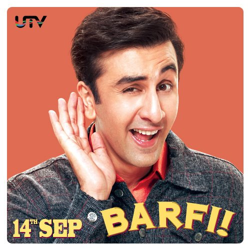 Ranbir Kapoor Barfi! Movie Wallpaper - (4) - Barfi! Movie Stills - Ranbir Kapoor Latest
