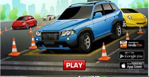 لعبة سيارة تعليم
