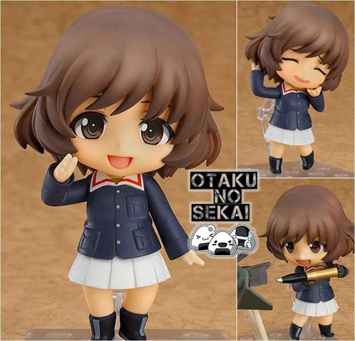 Nendoroid Girls und Panzer Yukari Akiyama