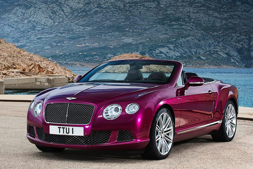 passion for luxury 2013 bentley continental gt speed. Black Bedroom Furniture Sets. Home Design Ideas