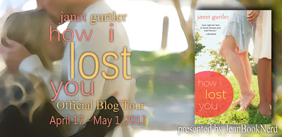 How I lost You Blog Tour
