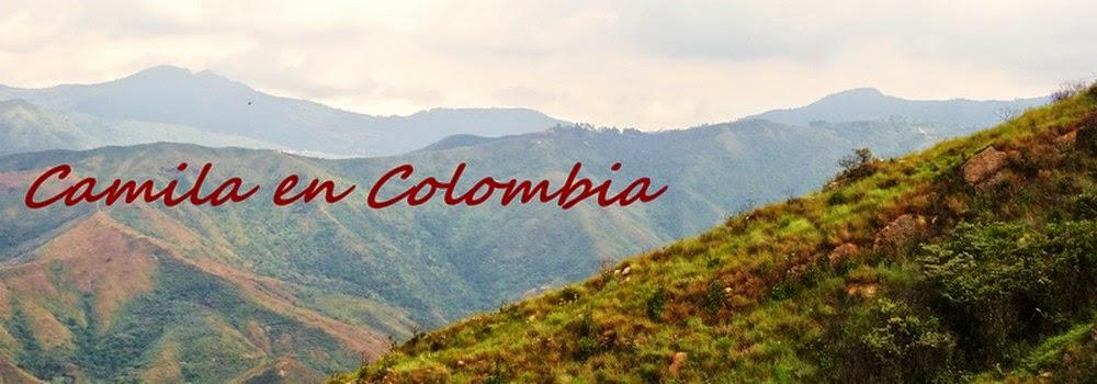 Camila en Colombia