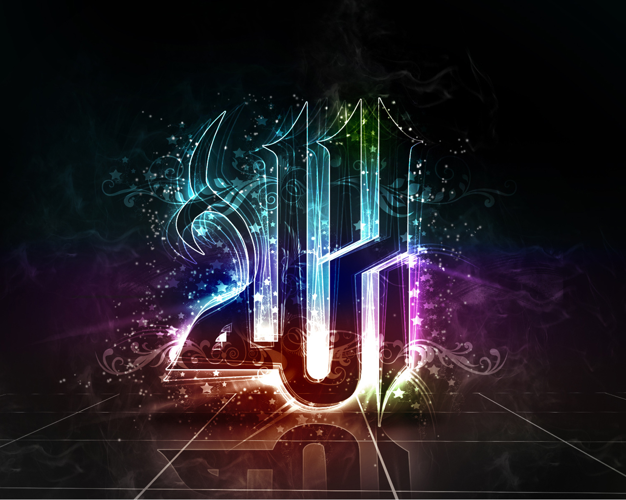 Kaligrafi Allah Wallpaper Kaligrafi Allah Wallpaper