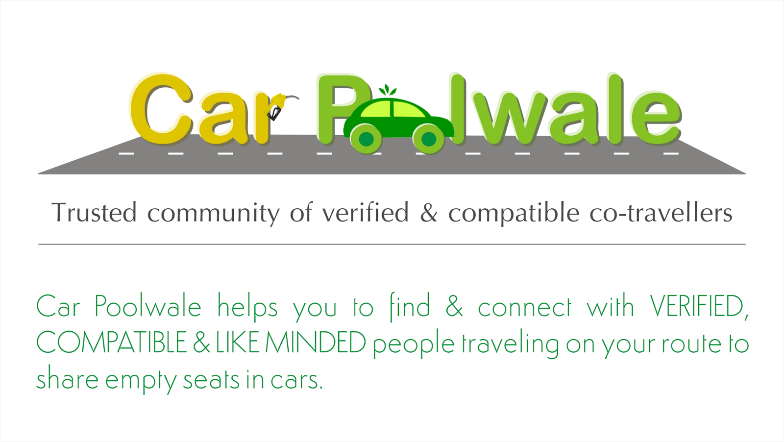 Objectives Of Carpooling Carpoolwale