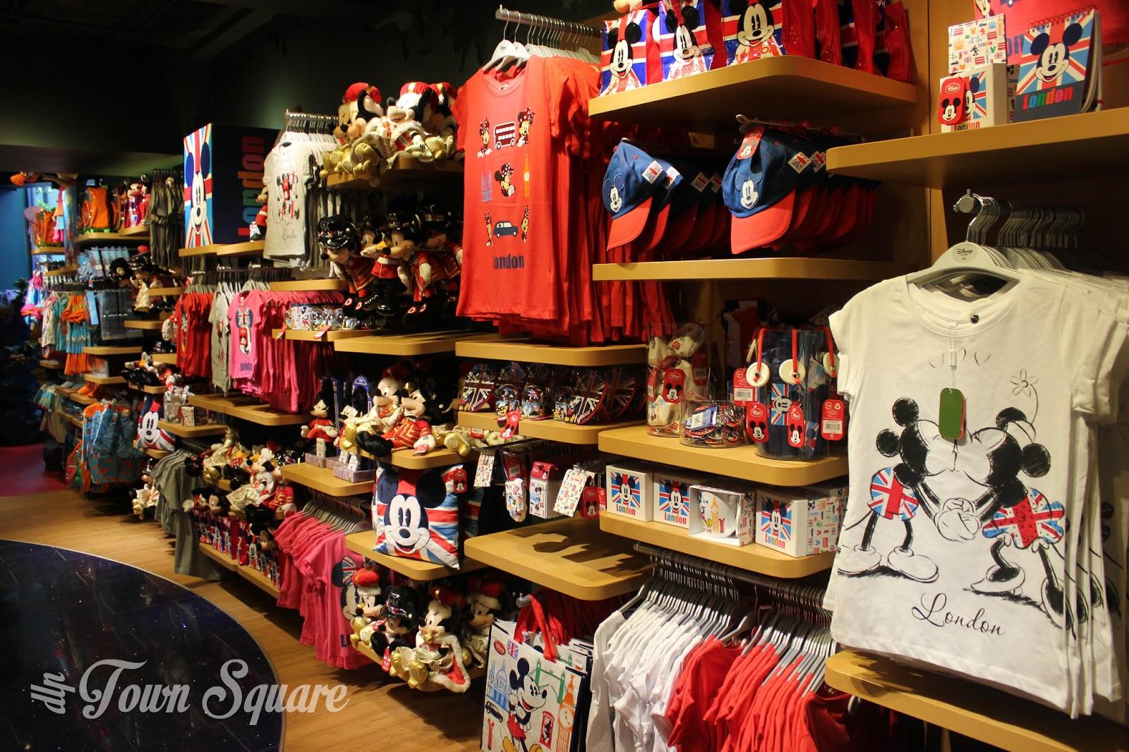 London merchandise