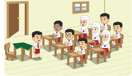 Kurikulum 2013: Siswa Kelas 1 SD Lebih Ceria dan Tak Rewel