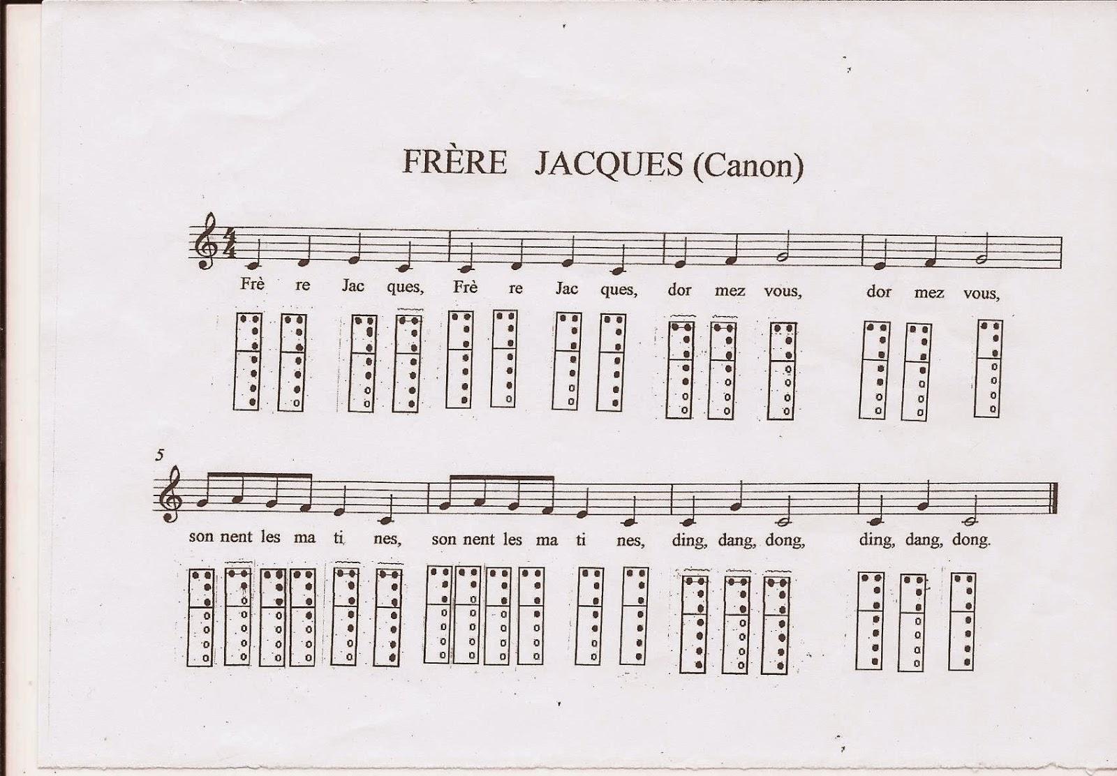 FRÉRE JACQUES