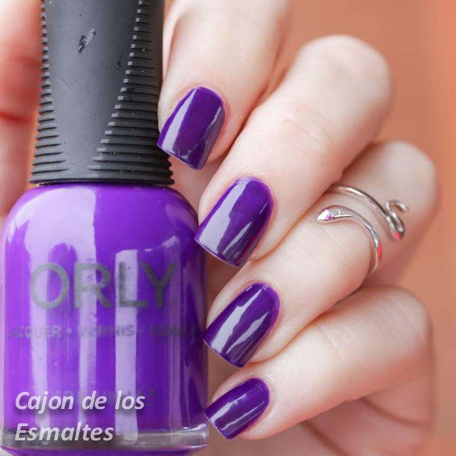 Reseña Esmaltes de uñas Orly - Hot Tropics, Saturated y Miss Conduct ...