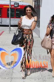 Pantolonlar 2013 Model Yazlık Çiçekli Desenli
