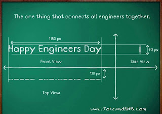 Happy Engineer Day greeting