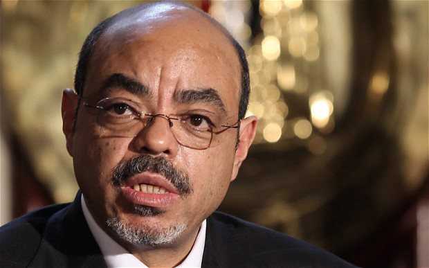 ethiopia s long time prime minister meles zenawi has been critically ...