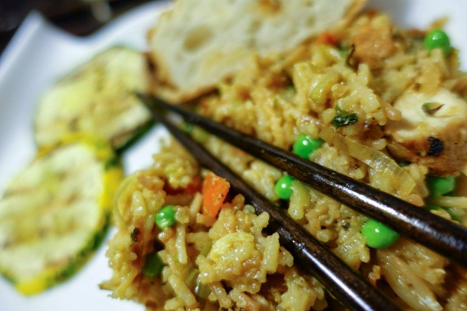 A real dad makes real food easy leftover fried rice easy leftover fried rice ccuart Image collections