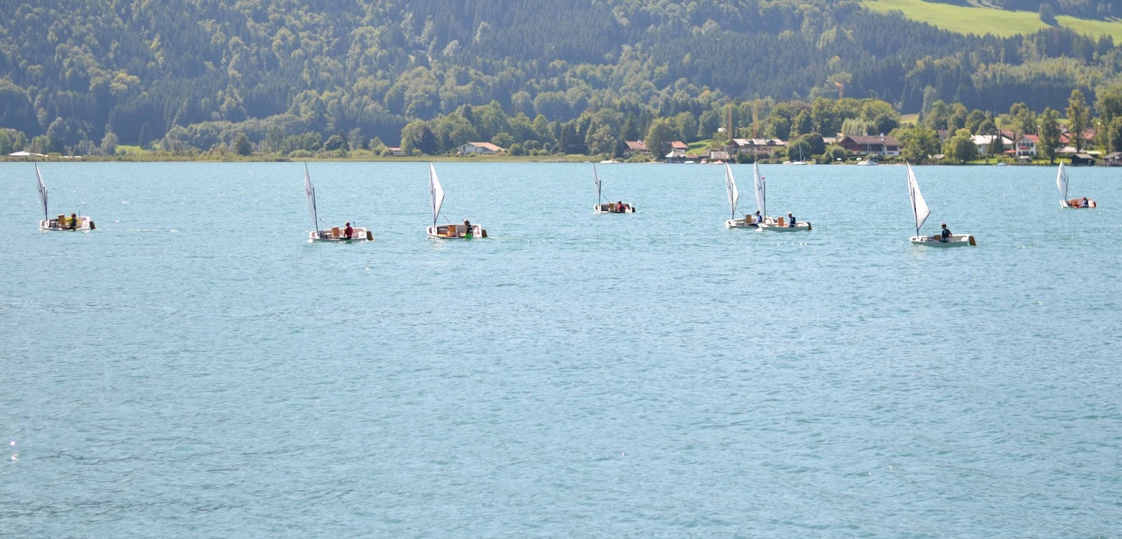 tegernsee bavaria lake boats