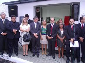 inauguração da OAB Guarabira