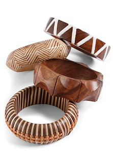 Chadwicks Wooden Bangles