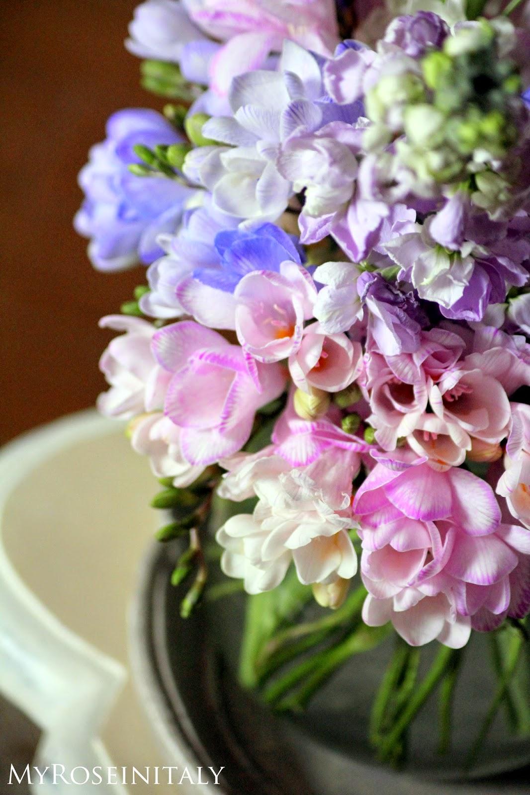 immagini di mazzi di fiori