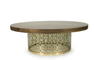 With the sabine coffee table from the jan showers collection - Mackenzie Pages Coffee Table Time The Revel And The