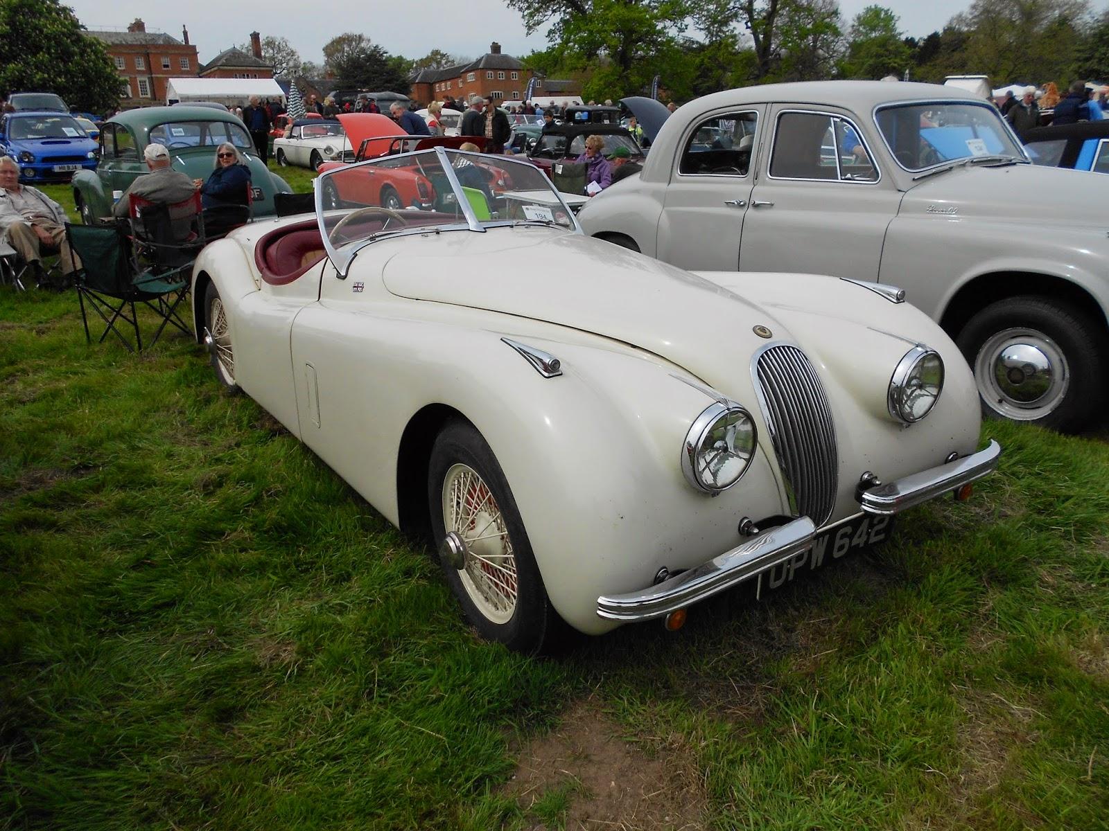 Earsham Hall Car Show