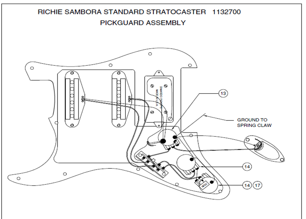 jw guitarworks schematics updated as i new examples richie sambora strat