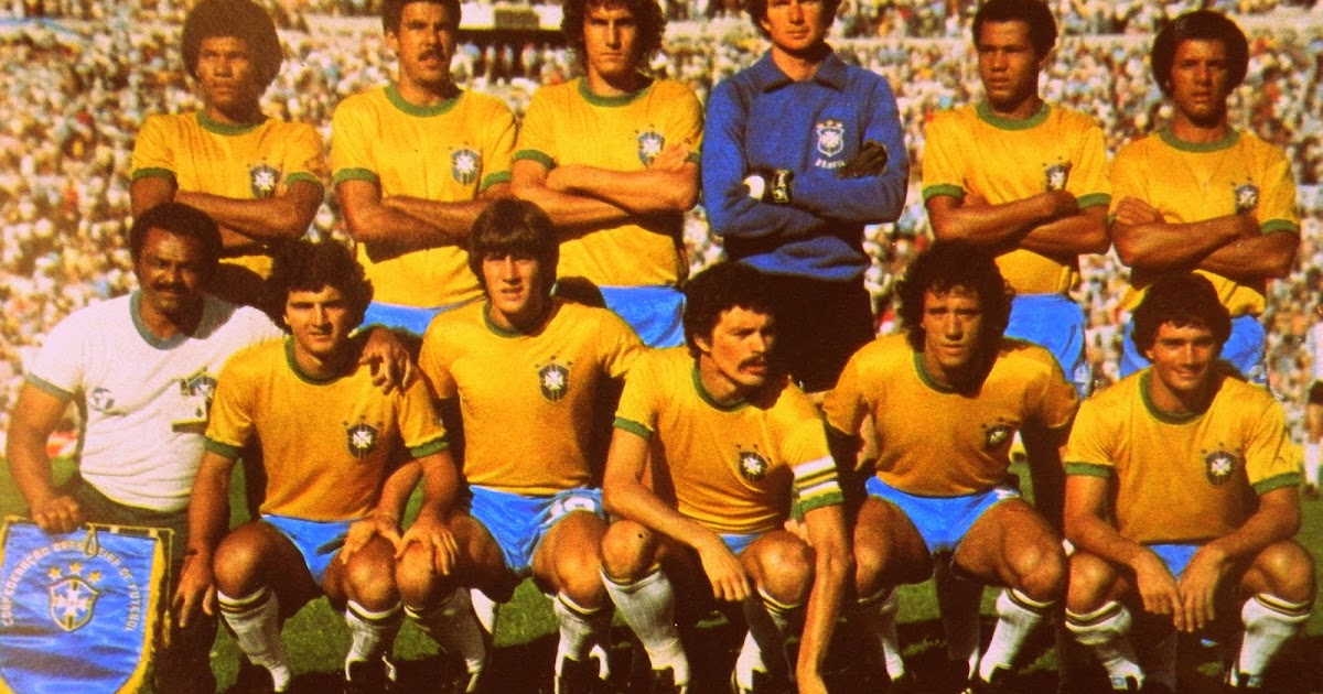 Bresil 1981 the vintage football club - Coupe du monde de foot 1982 ...