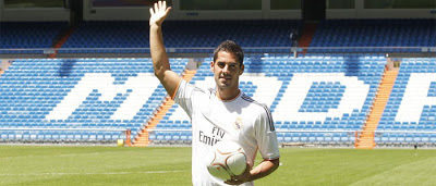 Isco presentado por el Madrid