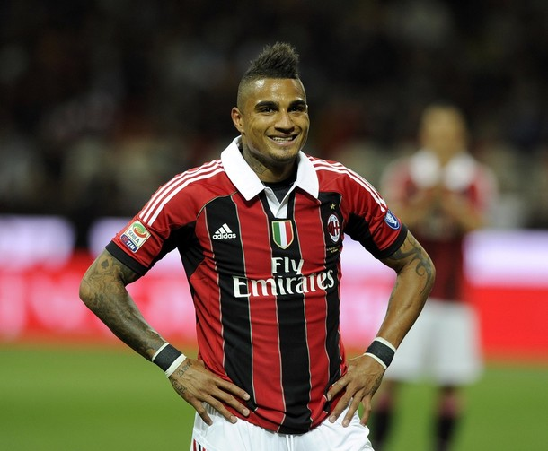 Kevin Prince Boateng Mohawk Sk-Ink Lovers!!...