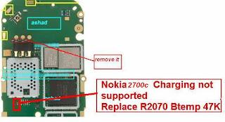 Trik Jumper Cas Nokia 5130