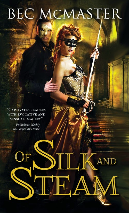 London Steampunk Series, Romance, Barrons, Mina, Steampunk