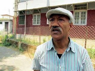 Kalimpong MLA Harka Bahadur Chettri