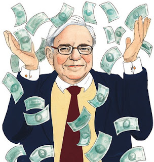 Stock market, make money on stock market, wall streets, Warren Buffett
