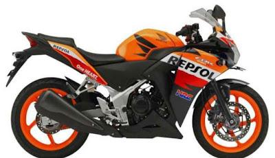 CBR250R Motos Sport