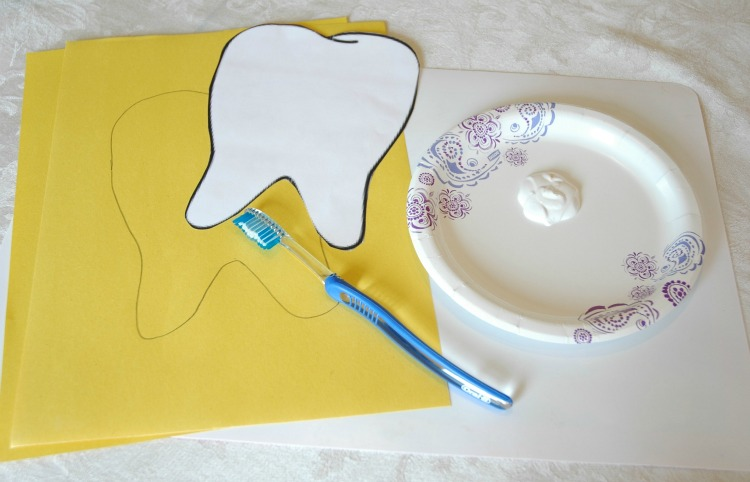 brush your teeth preschool craft what can we do with