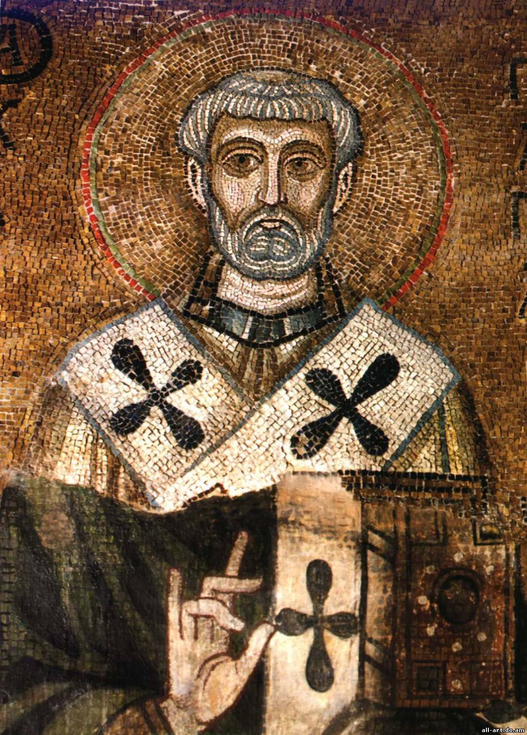The radical catholic the church of the late first century the immediate successors to the apostles for Comfaience saint clement