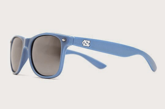 North Carolina Tar Heels NCAA Sunglasses