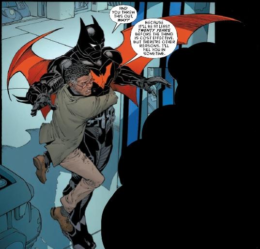 Crimson Squire Comics: (SPOILERS) the beginnings of ...