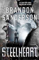 bookcover of STEELHEART  (Reckoners, #1)   by Brandon Sanderson