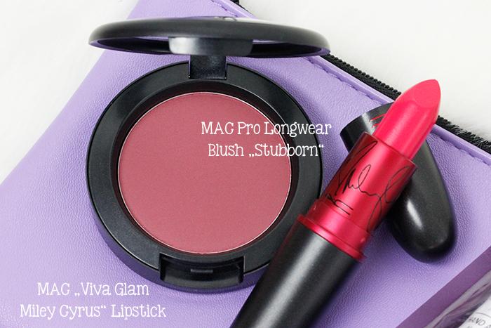 Beauty Haul MAC Viva Glam Miley Cyrus Lipstick