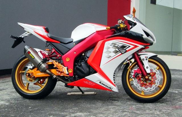 Foto Yamaha Byson Fi Terbaru