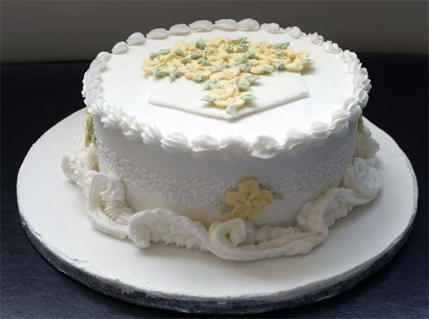 Cake Decorating White Frosting : Online Funny: piping techniques for cakes pictures funny ...